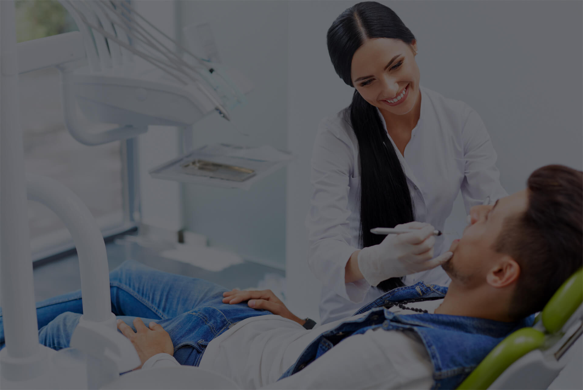 Website for dental clinic can be made with BOWWE